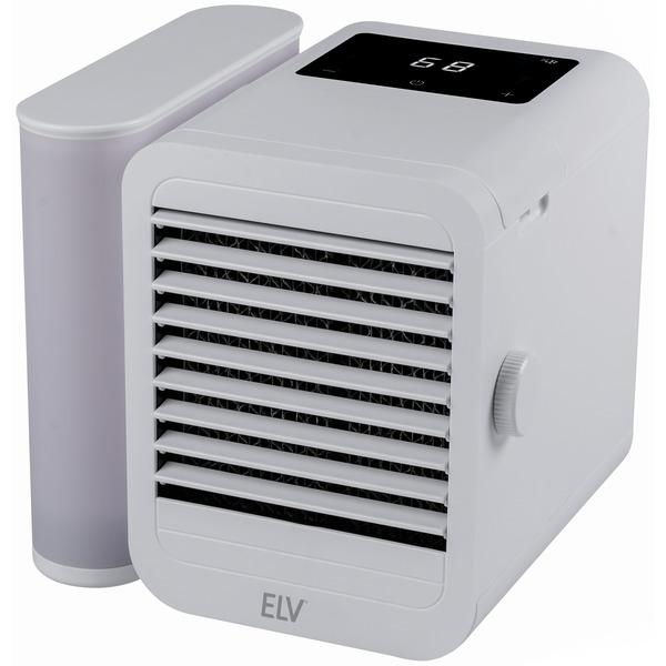 ELV Verdunstungskühler VK100, Klimagerät und Lufterfrischer in einem