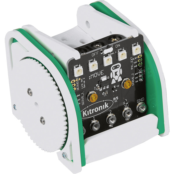 "JOY-iT Komplettbausatz Fahrroboter ""Move Mini Buggy"" inkl. Micro Bit"