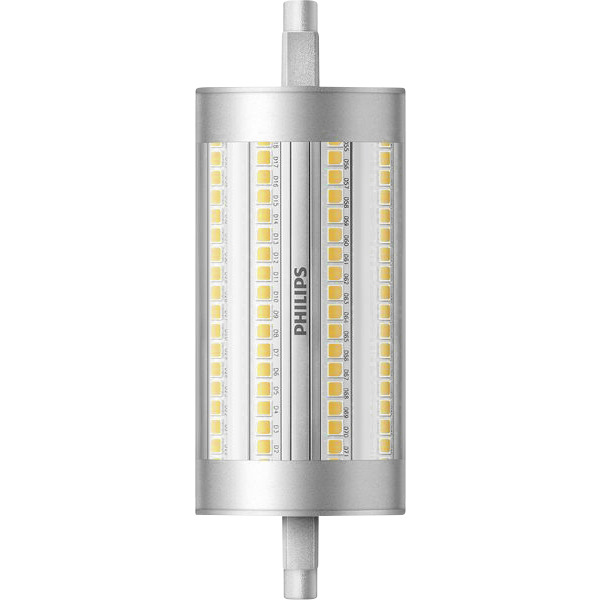Philips CorePro LED 17,5-W-R7s-LED-Lampe, 118 mm, warmweiß, dimmbar