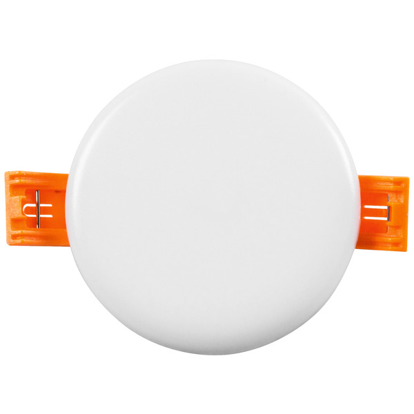 HEITRONIC Rahmenloser 6-W-LED-Einbaustrahler INFINITY, IP65, dimmbar