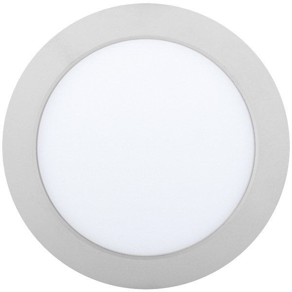 HEITRONIC 12-W-LED-Einbaustrahler KALLISTO, warmweiß, 30 mm Einbautiefe, durchschleifbar, dimmbar