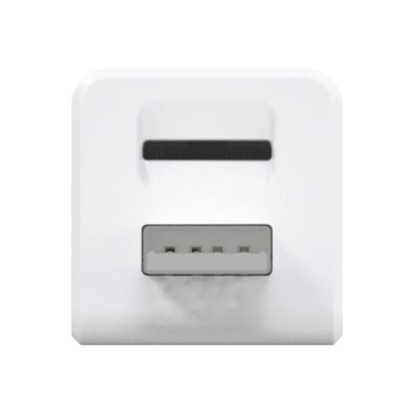 Maktar Auto-Back-up-Adapter Qubii, für iPhone/iPad, speichert Bilder/Videos/Kontakte auf microSD
