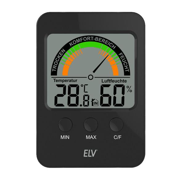 ELV Klima-Komfort-Anzeige KA100