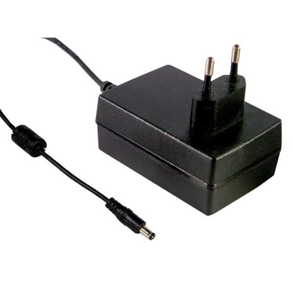 Mean Well Steckernetzteil GST25E05-P1J, 5VDC, 4A