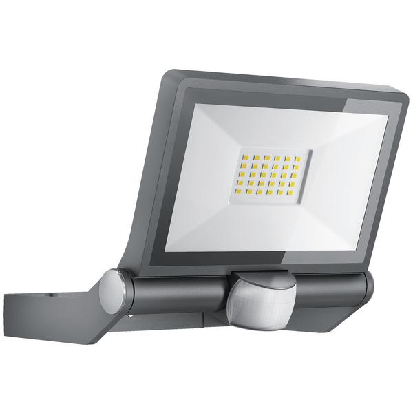 Steinel 23,5-W-LED-Strahler XLED ONE S, PIR-Bewegungsmelder, 2550 lm, warmweiß, IP44