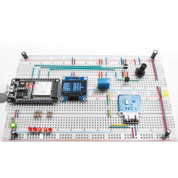 """ESP32: Messen und steuern mit MicroPython - Das ESP-Board als """"Embedded System"""""""