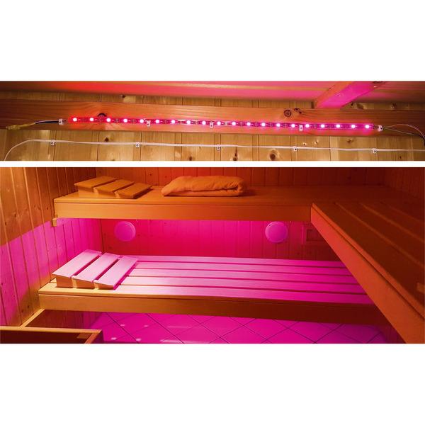 Sauna Homematic Deluxe - Smarter Wellness-Bereich