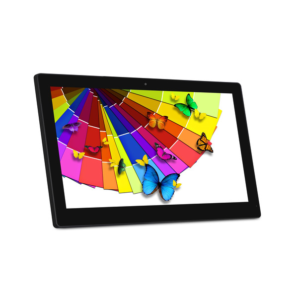 "Xoro Tablet / MegaPad 1564 V4, 15,6""-IPS-Display  (39,6 cm), Full-HD, Android 7.1, PoE+, VESA"