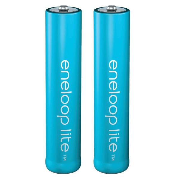 Panasonic eneloop Lite Mignon 950 mAh, 2er-Pack