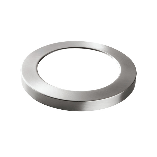 HEITRONIC Metallring für LED-Panel SELESTO, nickel matt