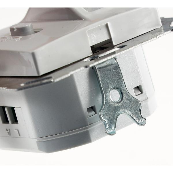 ChiliTec Unterputz-Bewegungsmelder, 2-Draht-Technik, LED geeignet, IP20