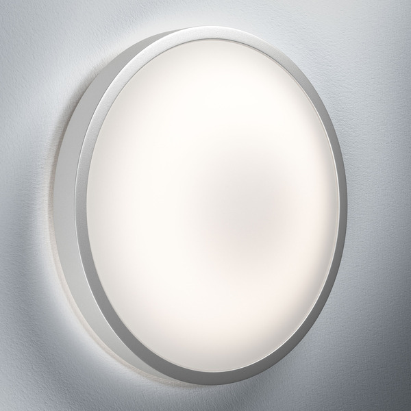 Ledvance 16,5-W-LED-Wand-/Deckenleuchte ORBIS Remote-CCT, wechselbare Farbtemperatur, dimmbar, IP20