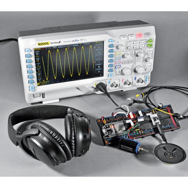 Bioelektronik I - Audiotechnik, Klang und Gehör