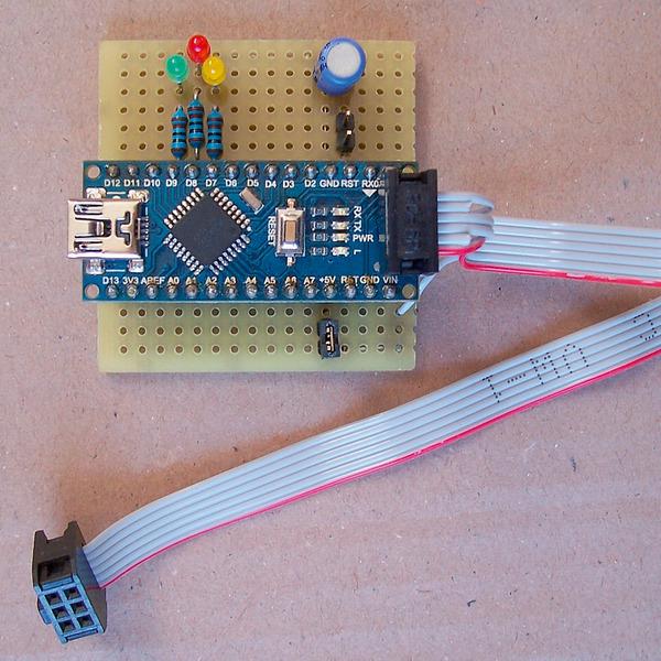 Leserwettbewerb: Praktisches Programmiertool - Arduino Nano als ISP-Programmer
