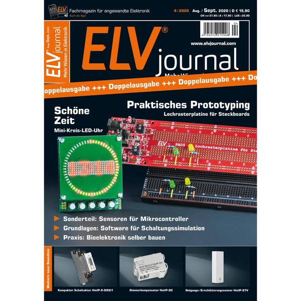 ELVjournal Ausgabe 4/2020 Digital (PDF)
