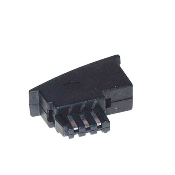 Adapter Western Modular/TAE 6F