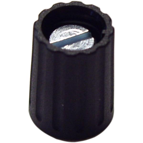 Spannzangen-Drehknopf, 10 mm Durchmesser für 4-mm-Achse
