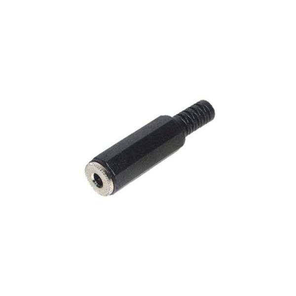 Klinkenkupplung, 3,5 mm, stereo