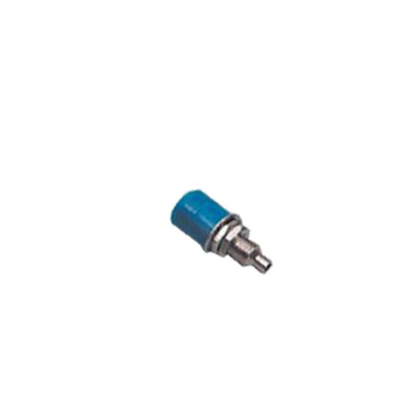 Telefon-Buchse, 4 mm, blau