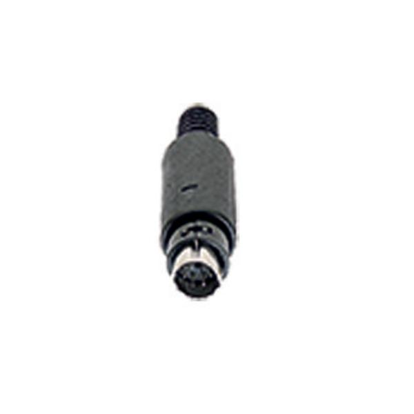 Mini-DIN-Stecker, S-VHS, 4-polig