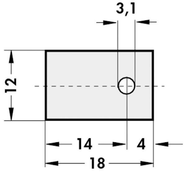 Aluminium-Oxyd-Scheiben AOS 220