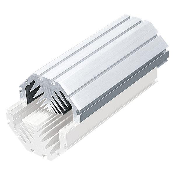 Lüfter-Kühlkörper LK 75 (2 Hälften erforderlich)