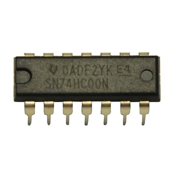 High Speed CMOS SN 74 HC00