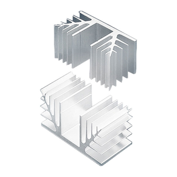 Fischer Elektronik Leistungs-Kühlkörper SK 88, 1,7 K/W