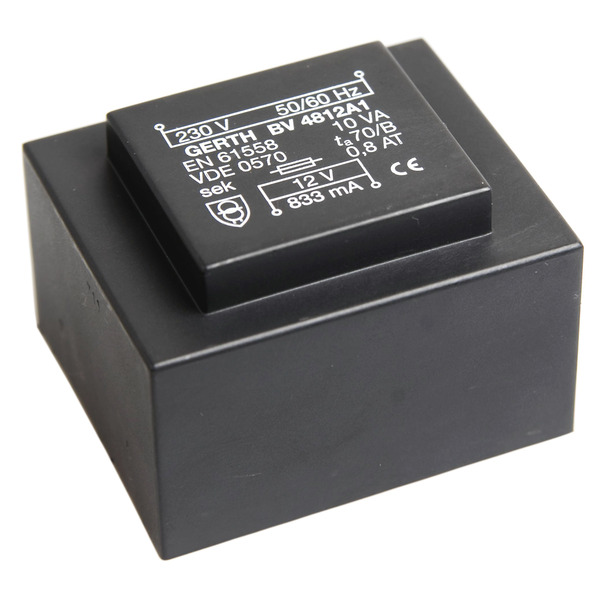 GERTH Transformator 4815-2 (2 x 666 mA)