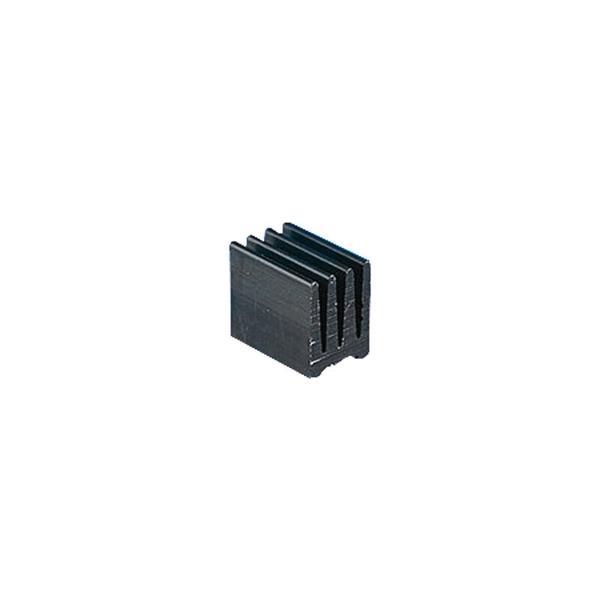 Fischer Elektronik IC-Kühlkörper + Befestigungsklammer ICK 14 H