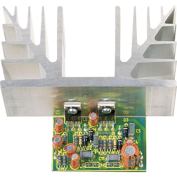 Komplettbausatz Low-Cost 30 Watt HiFi-Verstärker, (mit Leistungskühlkörper)