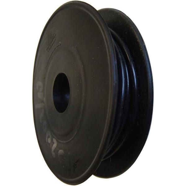 Aderleitung H05 V-K 0,5 mm² schwarz, 10 m