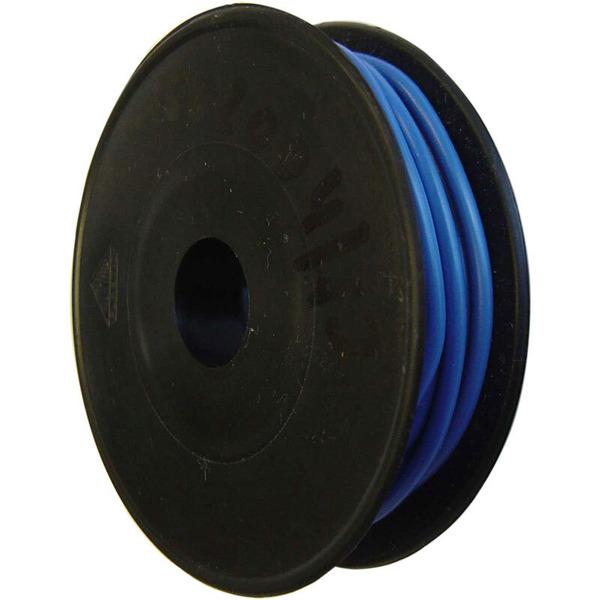 Aderleitung H05 V-K 0,5 mm² blau, 10 m