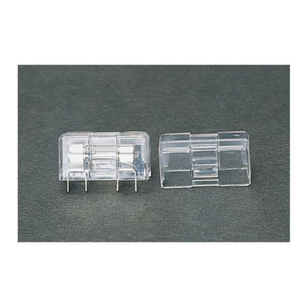 Kunststoffkappe für Sicherungshalter