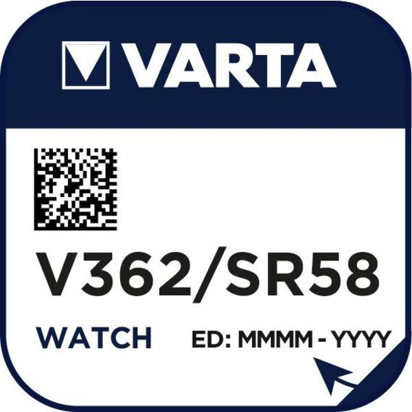 VARTA WATCH V362/SR58 Stück 1