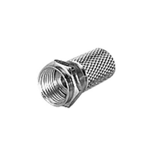 F-Aufdrehstecker für Kabel bis 7,0 mm