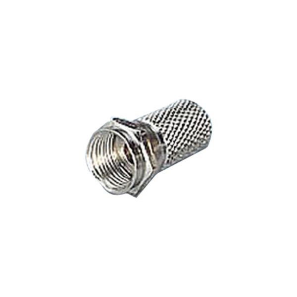 F-Aufdrehstecker für Kabel bis 6,5 mm
