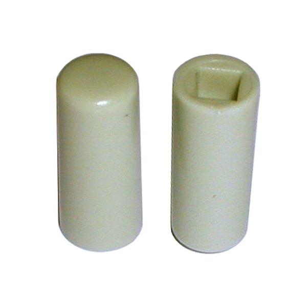 Tastknopf, grau, 18 x 7,7 mm Durchmesser