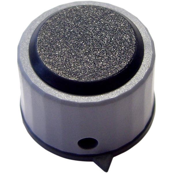 Kunststoff-Drehknopf, Knopfdurchmesser: 21 mm
