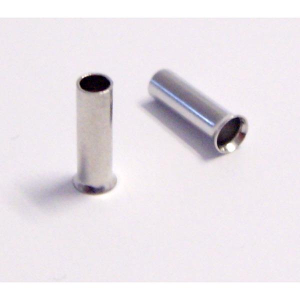 Aderendhülse für Leiterquerschnitt 1,5 mm<sup>2</sup> (VP 50 Stück)