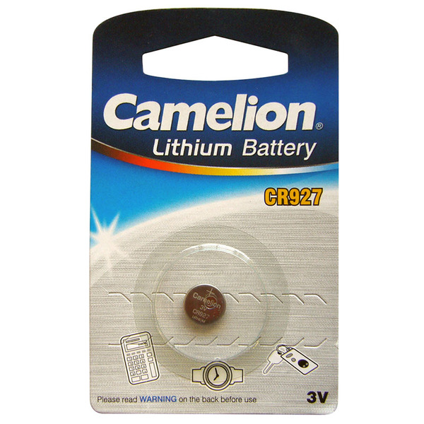 Camelion Lithium-Knopfzelle CR 927