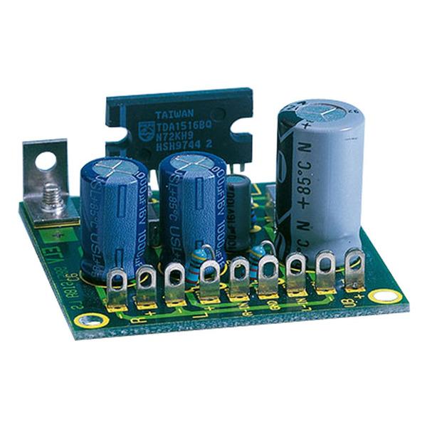 Komplettbausatz Stereoverstärker 2-6 W