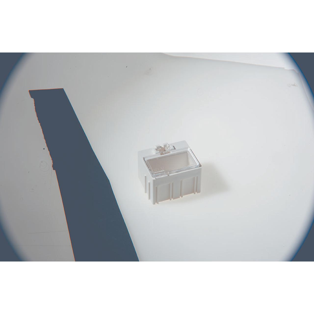 Image of 10er-Set ELV SMD-Sortierbox, Altweiß, 23 x 31 x 27 mm