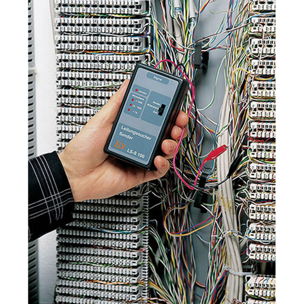 ELV Leitungs-Suchgerät LS 100