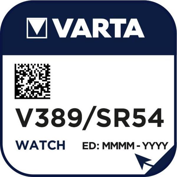 VARTA WATCH V389/SR54 Stück 1