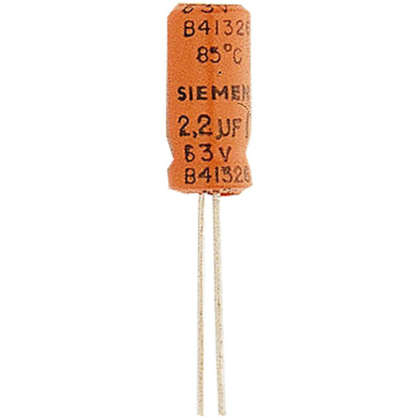 Elektrolytkondensator 4700 µF, 63 V, RM 10 mm, radial