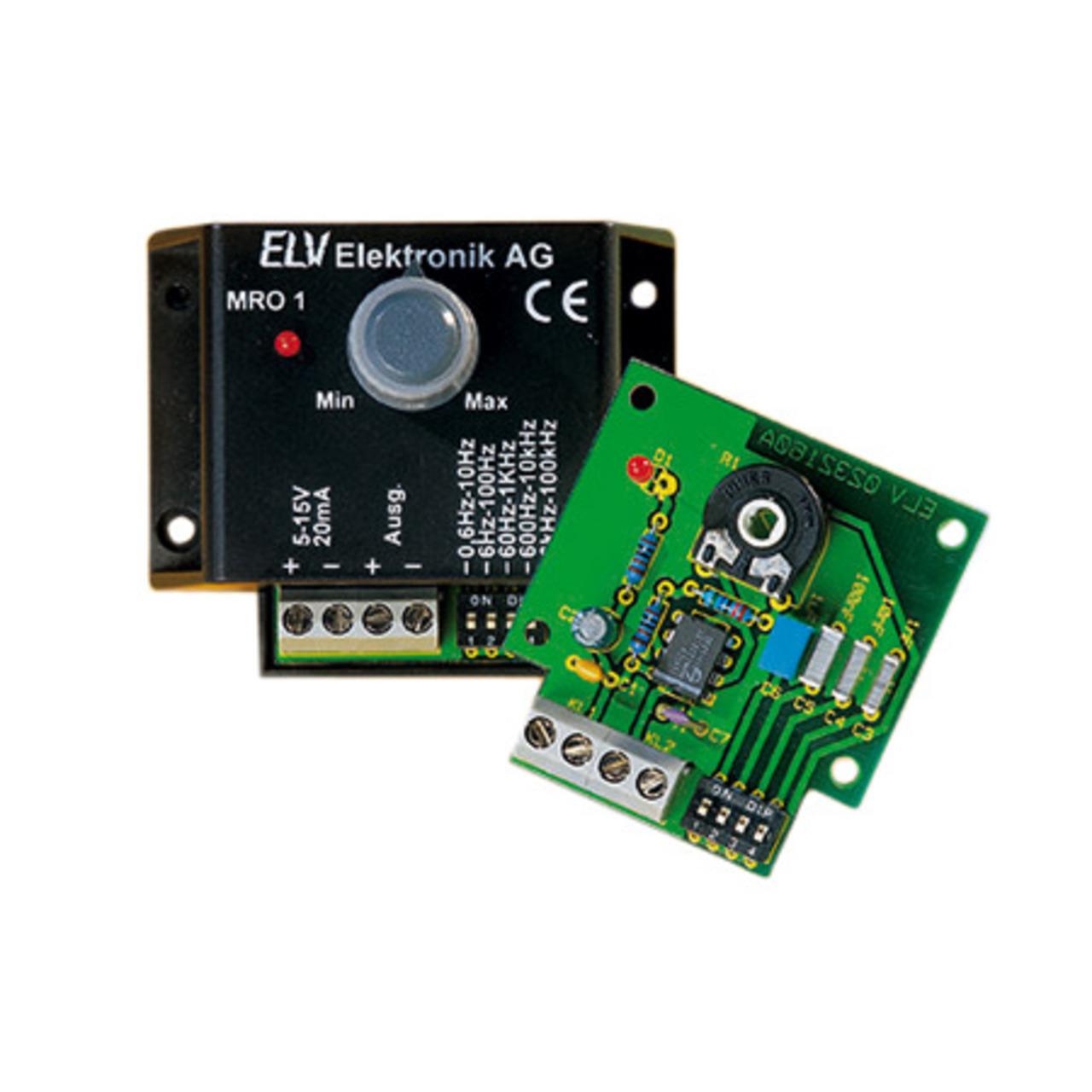 ELV Bausatz Mini-Rechteckoszillator MRO 1 047581