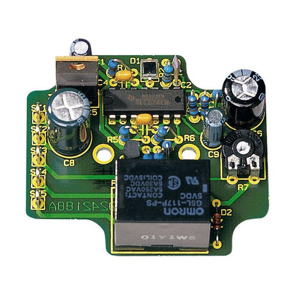 ELV Komplettbausatz Dämmerungsschalter DS 12, 12 V, ohne Gehäuse