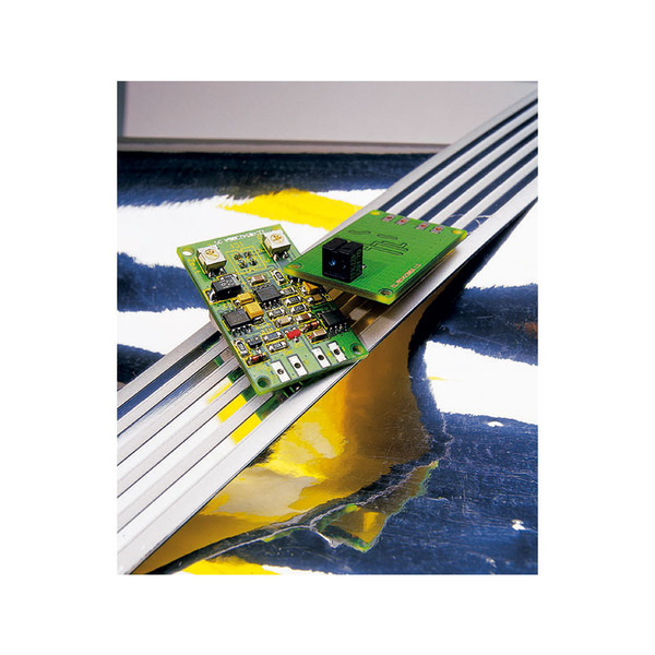 ELV Komplettbausatz Mini-Reflexlichtschranke MRL 1
