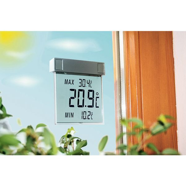 TFA Fensterthermometer VISION